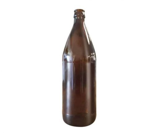 Amber Bottles - 12 x 750ml