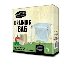 Mad Millie Nut Milk Bag with Adjustable Stand