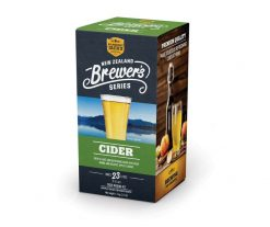 New Zealand Brewers Series Apple Cider